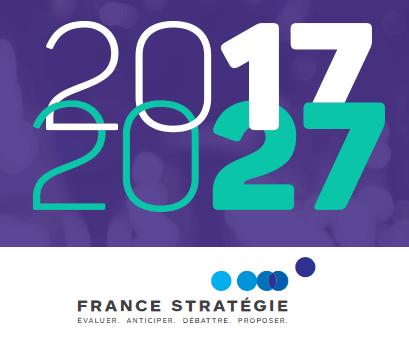 Les podcasts 2017 / 2027  de France Stratégie