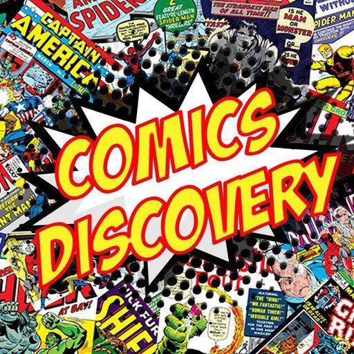 ComicsDiscovery