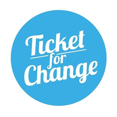 ticket for change vecus