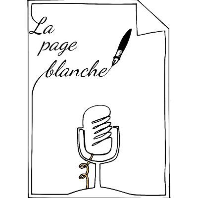 la page blanche