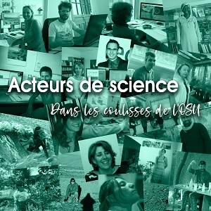 Acteurs de science
