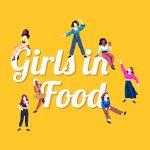 girls in food