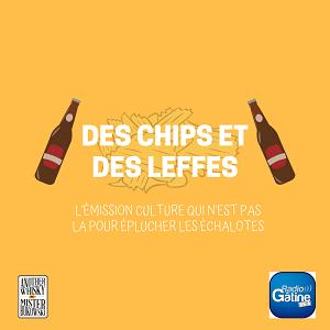 Des chips et des leffes