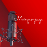 marque page podcast