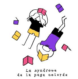 Le syndrome de la page colorée