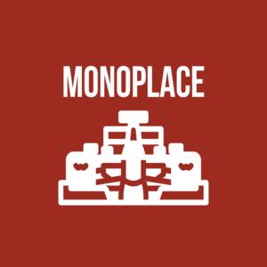 monoplace émission