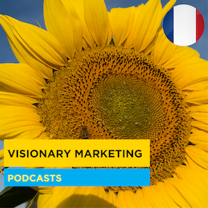 Les Podcasts de Visionary Marketing en français